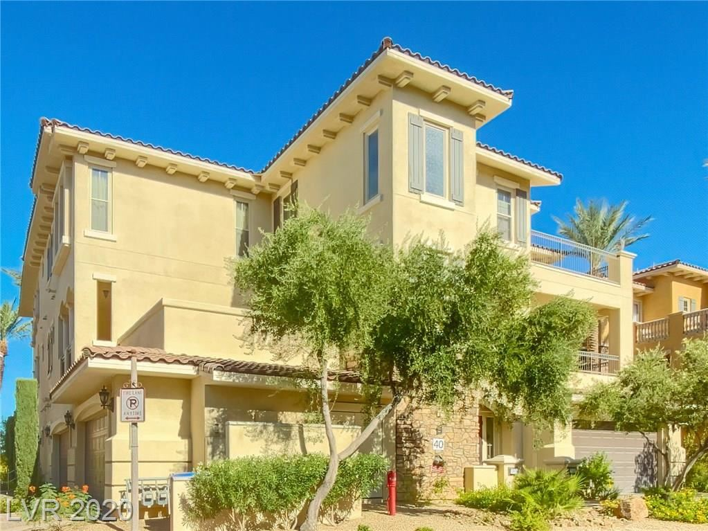 Photo of 40 Luce Del Sole #2, Henderson, NV 89011 (MLS # 2228893)