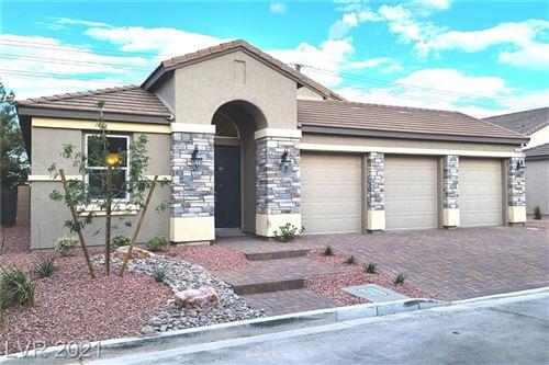 Photo of 6236 Paseo Del Pueblo Street, Las Vegas, NV 89130 (MLS # 2290894)