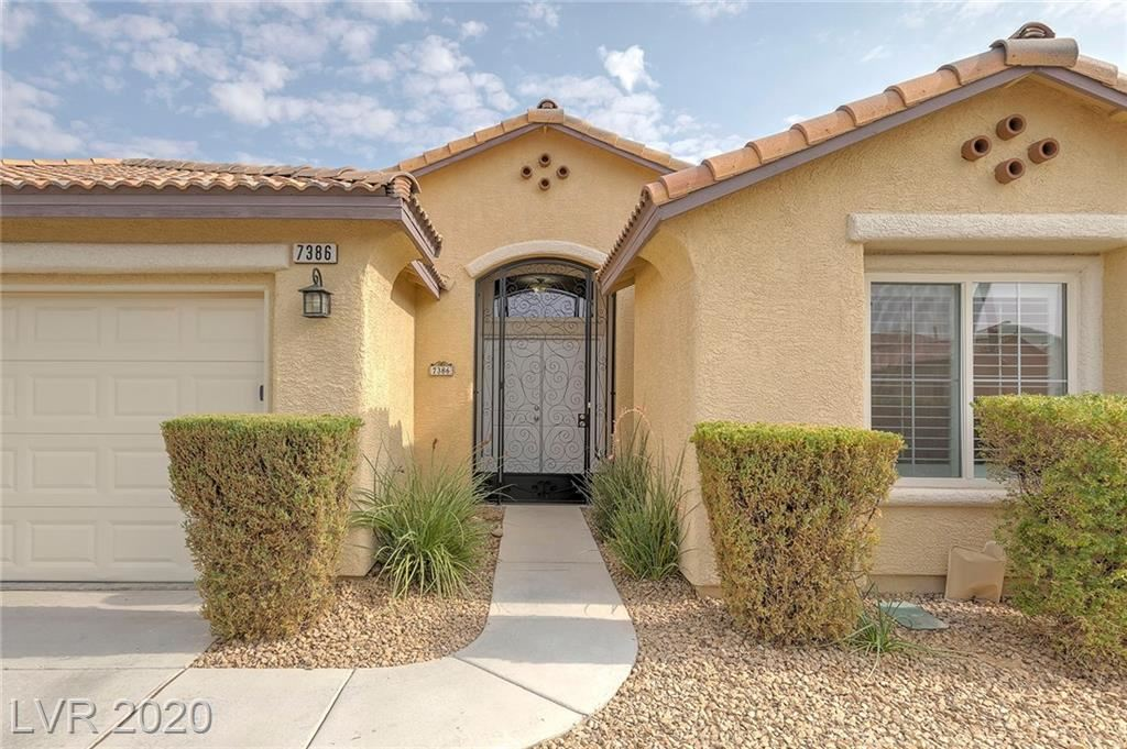 Photo of 7386 Comanche Canyon Avenue, Las Vegas, NV 89113 (MLS # 2231894)