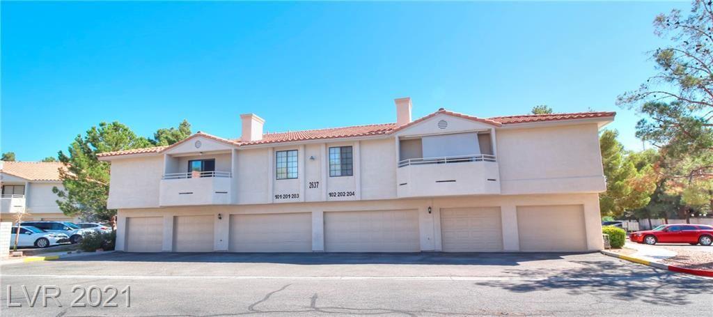 Photo of 2637 South Durango Drive #201, Las Vegas, NV 89117 (MLS # 2333894)
