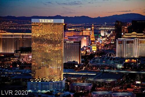 Photo of 2000 FASHION SHOW Drive #2708, Las Vegas, NV 89109 (MLS # 2237895)