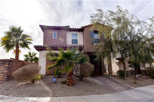 Photo of 209 Belmont Canyon Place, Henderson, NV 89015 (MLS # 2263895)