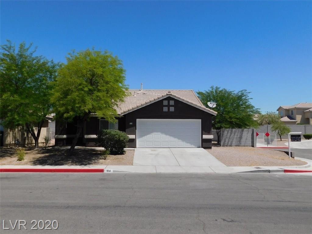 Photo of 914 Country Grove, North Las Vegas, NV 89030 (MLS # 2193895)