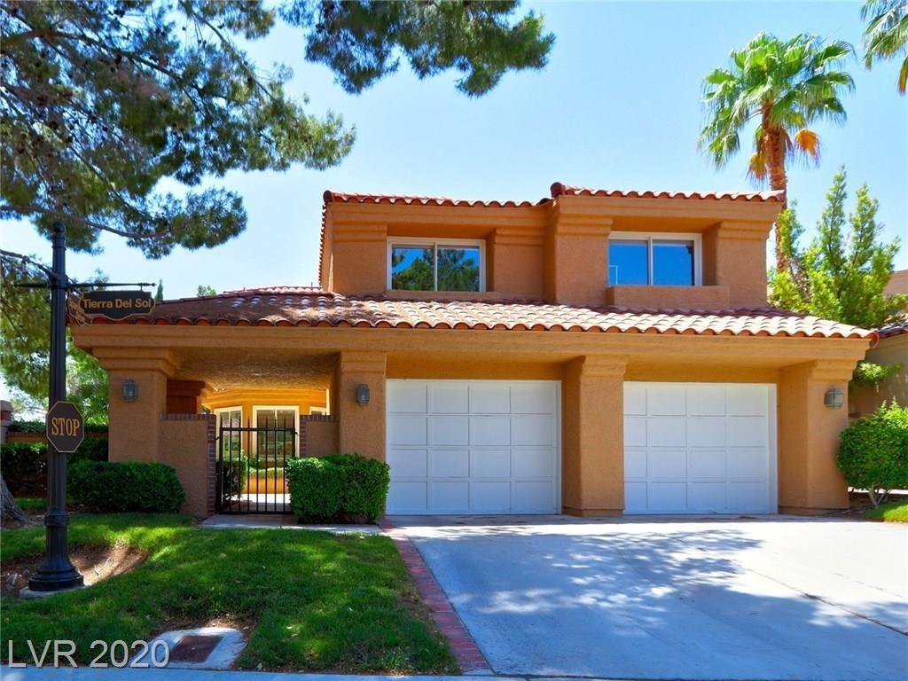 Photo of 4961 Tierra Del Sol, Las Vegas, NV 89113 (MLS # 2197895)