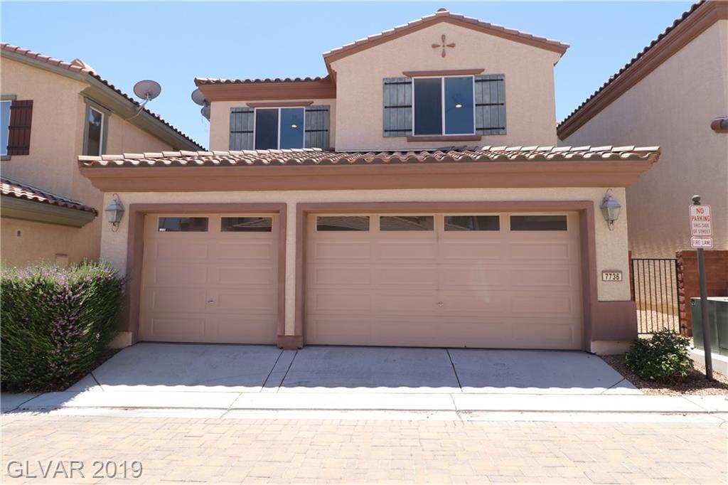 Photo of 7736 WHITE GINGER Avenue, Las Vegas, NV 89178 (MLS # 2103897)
