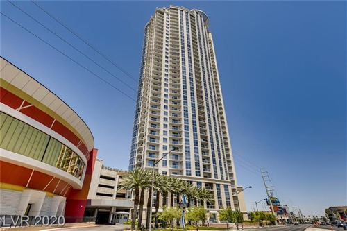 Photo of 200 SAHARA Avenue #2912, Las Vegas, NV 89102 (MLS # 2206898)