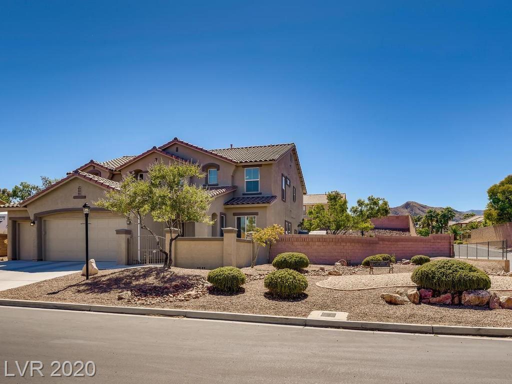 Photo of 4021 Mountain Trek Street, Las Vegas, NV 89129 (MLS # 2232898)