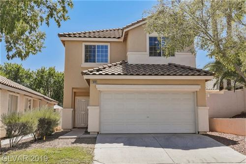 Photo of 1849 THUNDER MOUNTAIN Drive, Henderson, NV 89012 (MLS # 2156899)