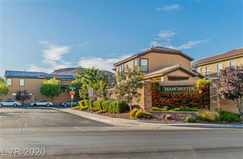 Photo of 613 Belsay Castle, Las Vegas, NV 89178 (MLS # 2185900)