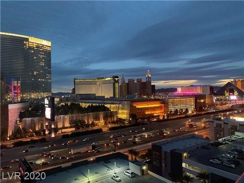 Photo of 4525 Dean Martin Drive #1403, Las Vegas, NV 89103 (MLS # 2234901)