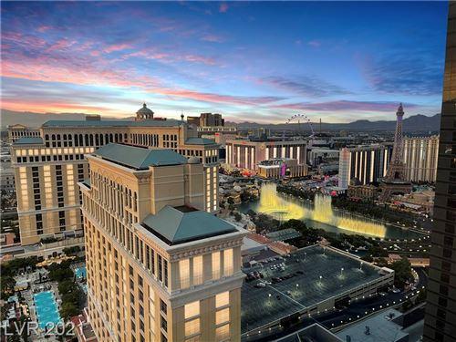 Photo of 2600 West Harmon Avenue #41028, Las Vegas, NV 89158 (MLS # 2330902)