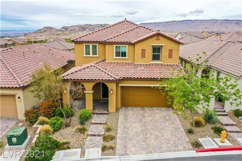 Photo of 12233 Regal Springs Court, Las Vegas, NV 89138 (MLS # 2288903)