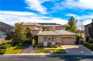 Photo of 9733 QUEEN CHARLOTTE Drive, Las Vegas, NV 89145 (MLS # 2071904)