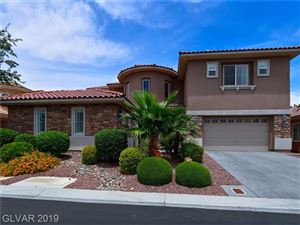 Photo of 7508 GRAN PARADISO Drive, Las Vegas, NV 89131 (MLS # 2104904)