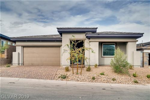 Photo of 16 REFLECTION COVE Drive, Henderson, NV 89011 (MLS # 2138904)