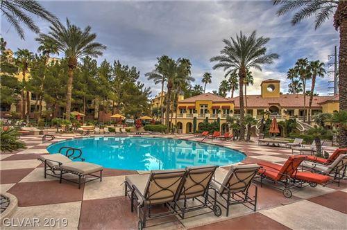 Tiny photo for 260 East FLAMINGO Road #103, Las Vegas, NV 89169 (MLS # 2156904)