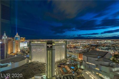 Photo of 3750 Las Vegas Boulevard #3109, Las Vegas, NV 89158 (MLS # 2213904)