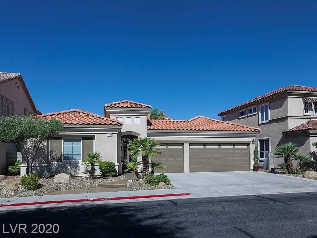 Photo of 1383 Panini Drive, Henderson, NV 89052 (MLS # 2208904)
