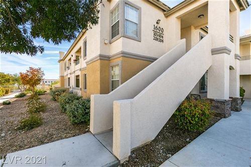 Photo of 1600 Sussex Street #204, Las Vegas, NV 89144 (MLS # 2343906)