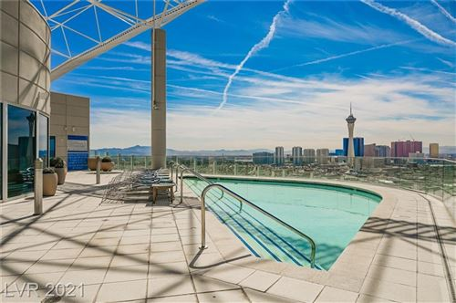 Photo of 200 Hoover Avenue #1402, Las Vegas, NV 89101 (MLS # 2288907)