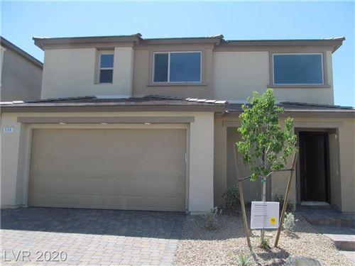 Photo of 330 Cooper Hawk Court, Las Vegas, NV 89138 (MLS # 2207908)