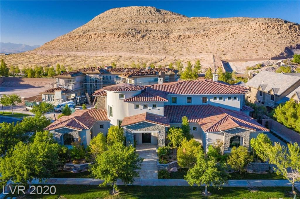 Photo of 34 Greenside Drive, Las Vegas, NV 89141 (MLS # 2238908)