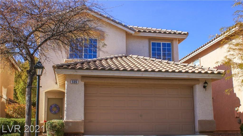 Photo of 535 Poplar Leaf Street, Las Vegas, NV 89144 (MLS # 2261908)