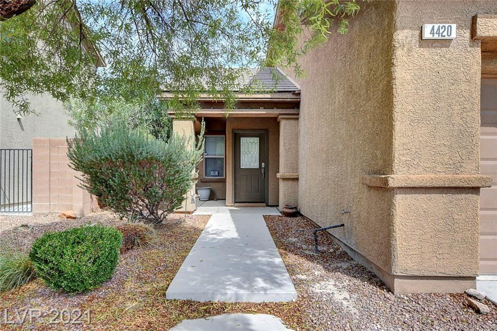 Photo of 4420 Carrier Dove Avenue, North Las Vegas, NV 89084 (MLS # 2334908)