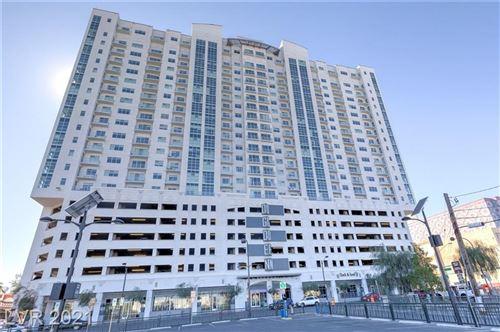 Photo of 150 Las Vegas Boulevard #1201, Las Vegas, NV 89101 (MLS # 2267909)