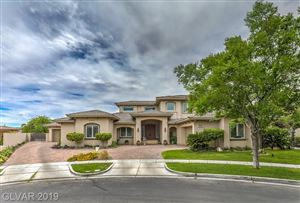 Photo of 9305 CANYON CLASSIC Drive, Las Vegas, NV 89144 (MLS # 2097910)