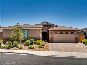 Photo of 1093 AUBREY SPRINGS Avenue, Henderson, NV 89014 (MLS # 2113910)