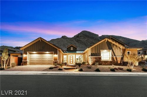 Photo of 3131 Reverence Heights Lane, Las Vegas, NV 89138 (MLS # 2287911)
