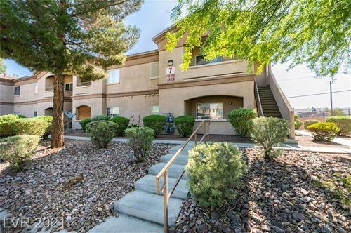 Photo of 5751 East Hacienda Avenue #154, Las Vegas, NV 89122 (MLS # 2318911)