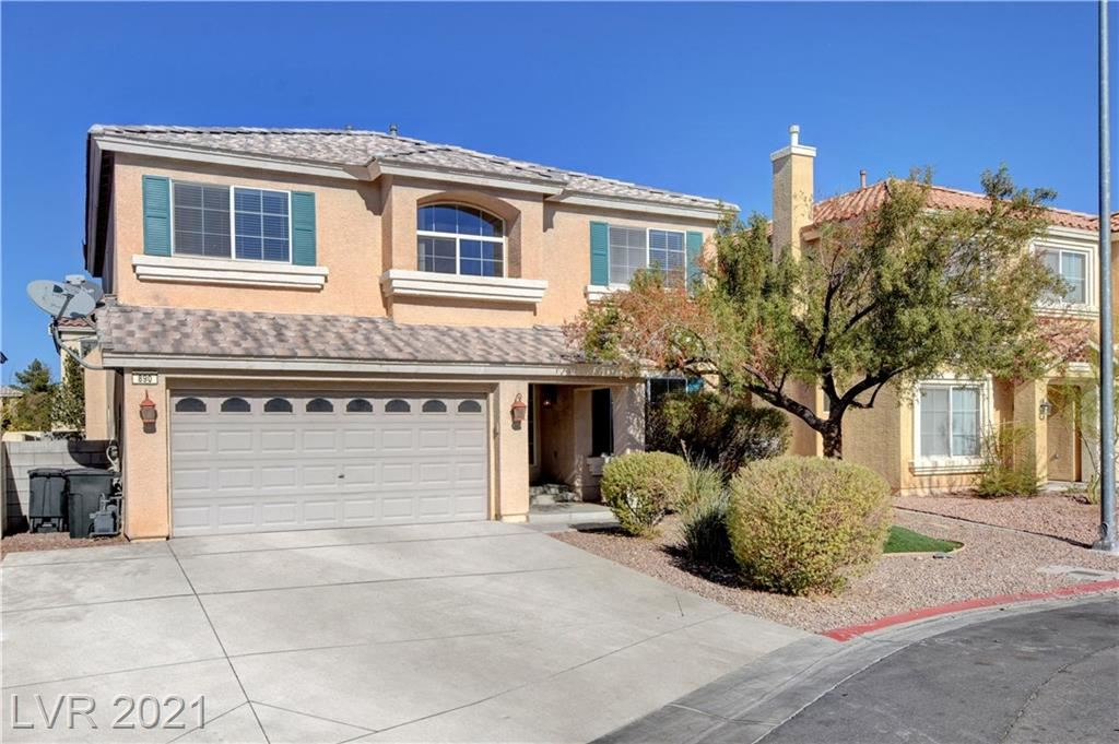 Photo of 890 Trout Stream Court, Henderson, NV 89052 (MLS # 2260911)