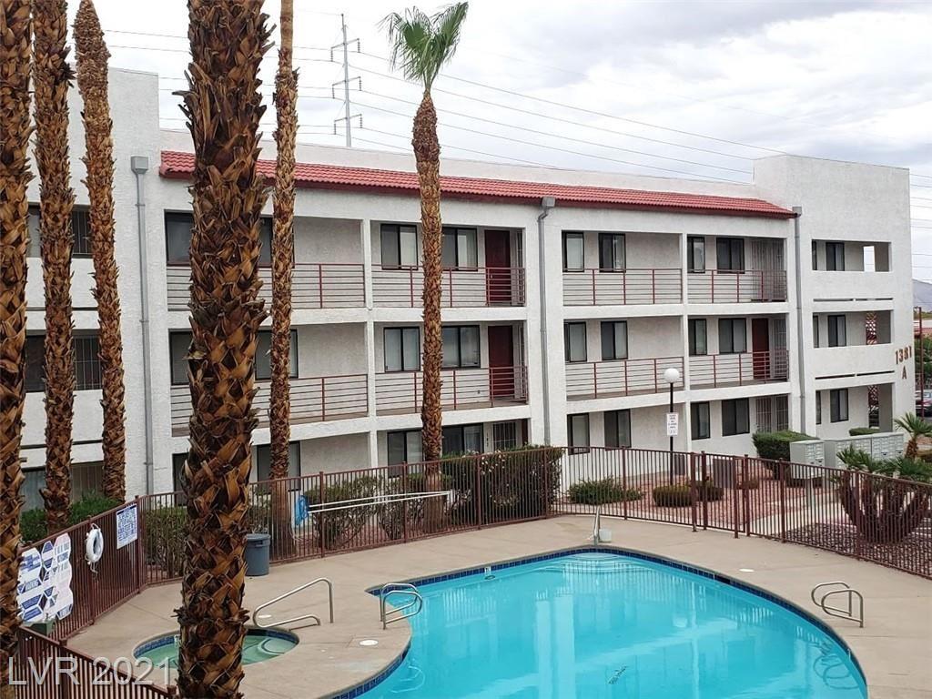 1381 East University Avenue #304, Las Vegas, NV 89119 - MLS#: 2311911