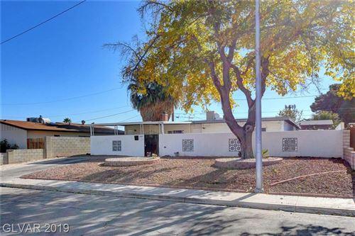 Photo of 4951 POWELL Avenue, Las Vegas, NV 89121 (MLS # 2158912)