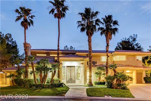 Photo of 12 Princeville Lane, Las Vegas, NV 89113 (MLS # 2243912)