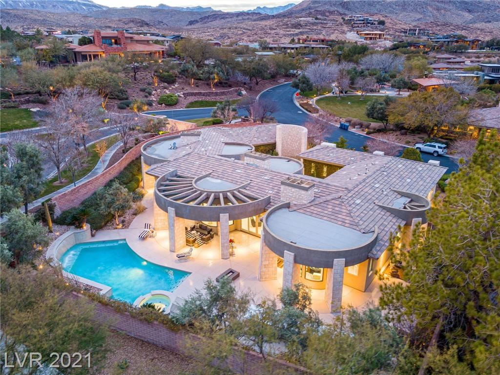 Photo of 37 Promontory Ridge Drive, Las Vegas, NV 89135 (MLS # 2328912)