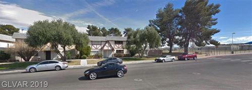 Photo of 3110 South PECOS Road, Las Vegas, NV 89121 (MLS # 2130913)