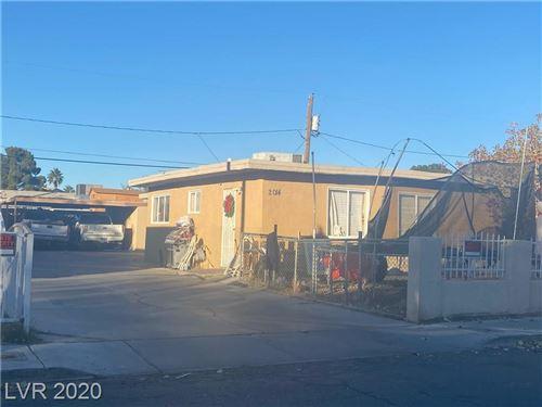 Photo of 2012 Stanley Avenue, North Las Vegas, NV 89030 (MLS # 2253913)