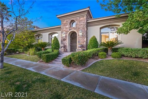 Photo of 10866 Willow Heights Drive, Las Vegas, NV 89135 (MLS # 2264913)