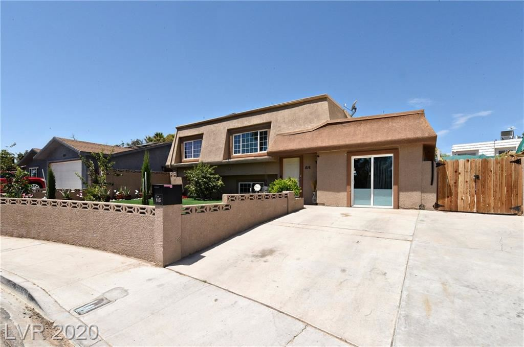 Photo of 816 Eugene Cernan Street, Las Vegas, NV 89145 (MLS # 2212913)
