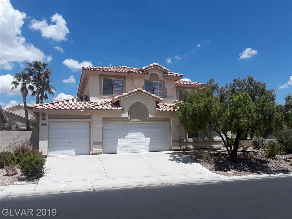 Photo for 9476 BORGATA BAY Boulevard, Las Vegas, NV 89147 (MLS # 2099915)