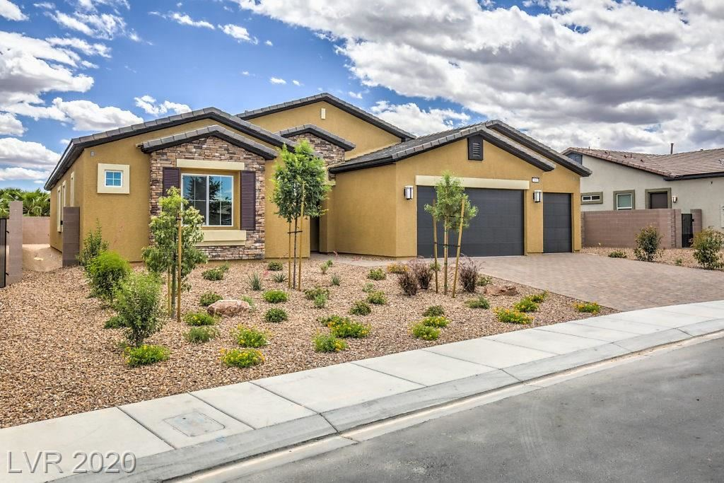Photo of 7143 Falabella Ridge #Lot 67, Las Vegas, NV 89131 (MLS # 2197915)
