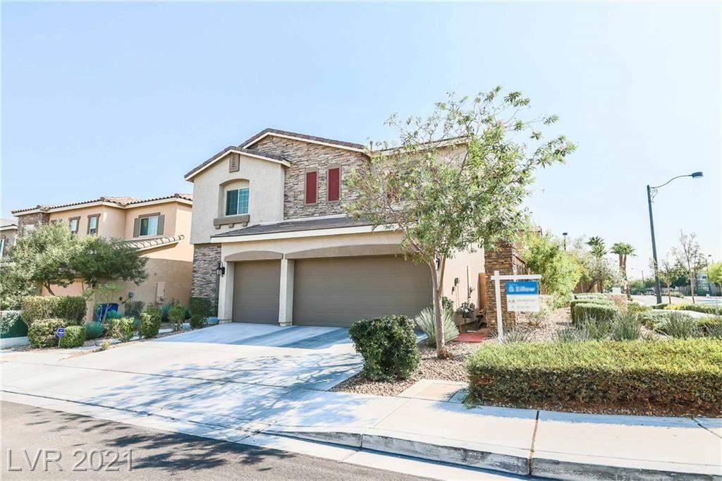 Photo of 9077 Mastodon Avenue, Las Vegas, NV 89149 (MLS # 2334915)