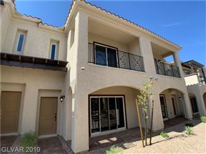 Photo of 984 VIA PANFILO #86, Henderson, NV 89011 (MLS # 2094916)