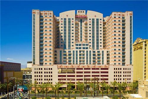 Photo of 150 LAS VEGAS Boulevard #1717, Las Vegas, NV 89101 (MLS # 2214916)