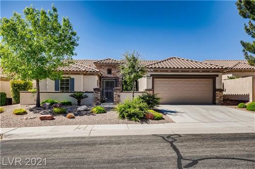 Photo of 2231 Twin Falls Drive, Henderson, NV 89044 (MLS # 2294916)