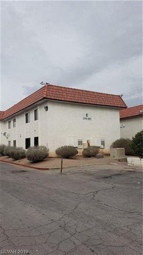 Photo of 4300 LAMONT Street #276, Las Vegas, NV 89115 (MLS # 2075917)