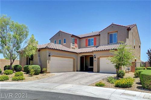 Photo of 8452 Canyon Sun Court, Las Vegas, NV 89166 (MLS # 2303917)